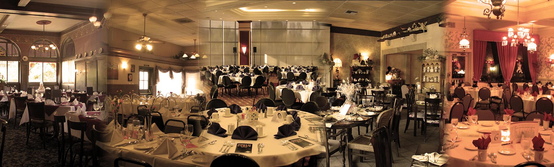 GibsonHouse Murder Mystery Dinner Theatre!